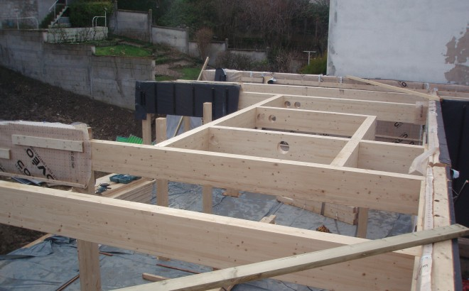 issy les moulineaux maison individuelle belliard construction. Black Bedroom Furniture Sets. Home Design Ideas